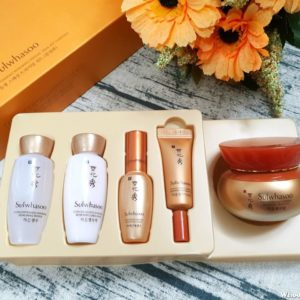 Set Sulwhasoo Concentrated Ginseng Renewing Special Trial Kit (Limited) 5 items
